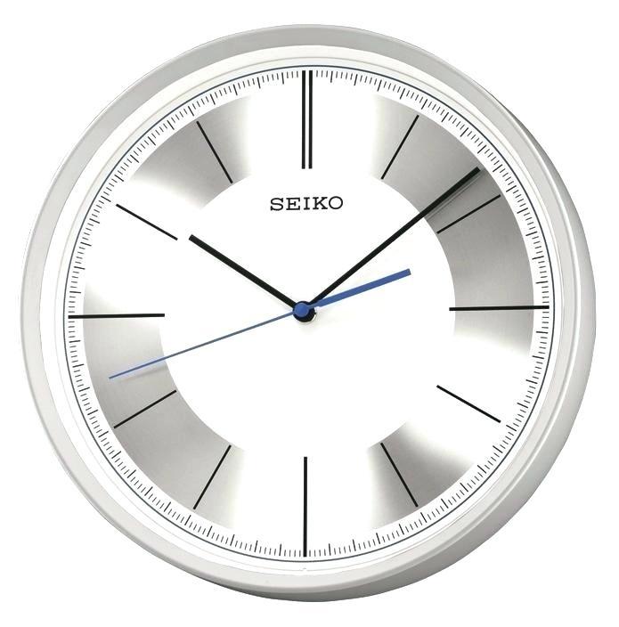 modern clock face futuristic clock fantastic futuristic wall clock from clocks metallic silver plastic case modern silver clock face