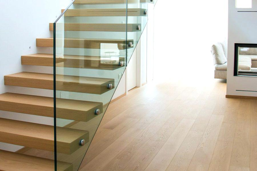 Pics Of Stairs Oak Cantilever Staircase Glass Railing Oak And Glass Suspended Stair