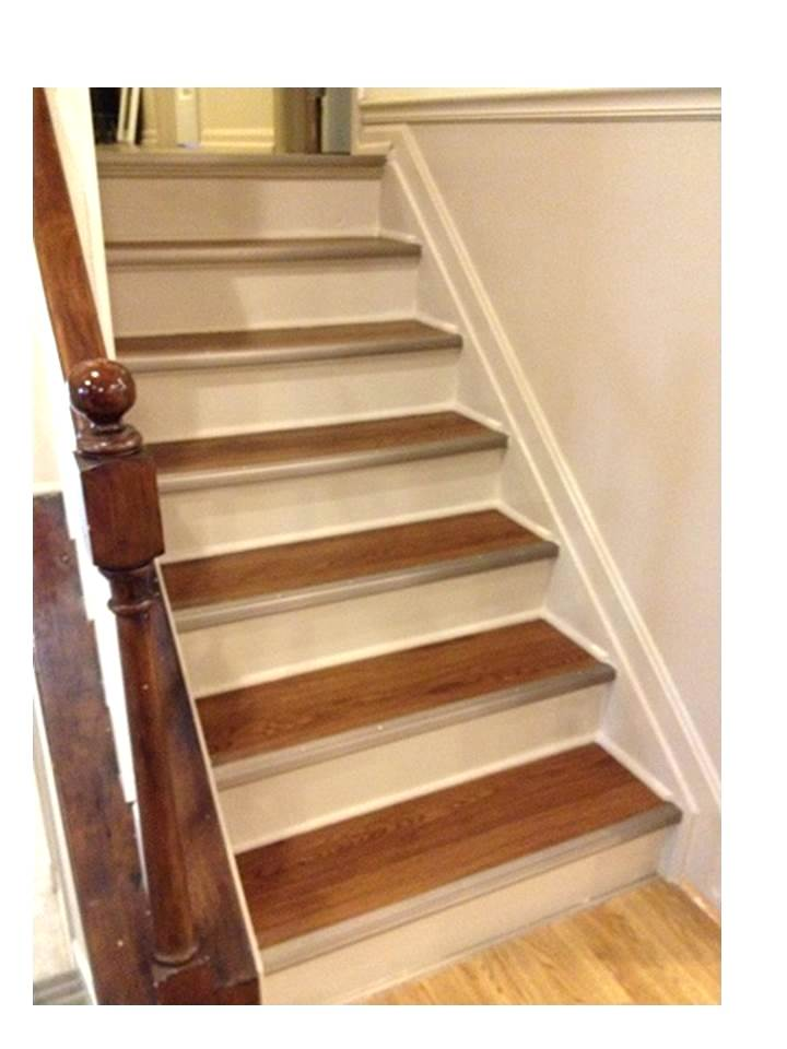 Pics Of Stairs Refinished Stairs