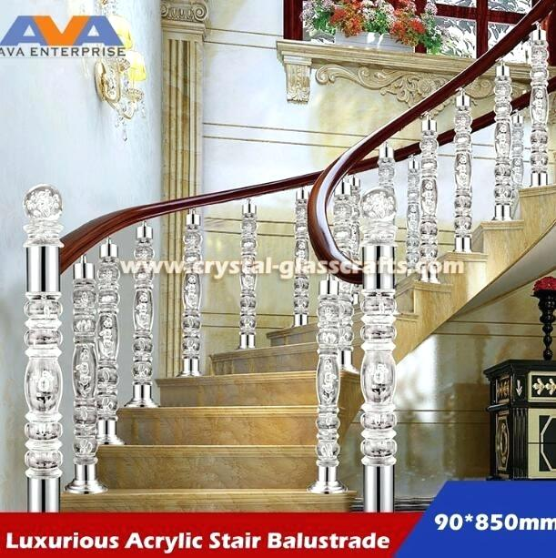 plexiglass railing guard china acrylic staircase pillar balustrade railings china acrylic pillar acrylic balustrade