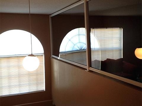 Plexiglass Railing Guard Railings Child Safety Child Senior Safety Custom Installation In