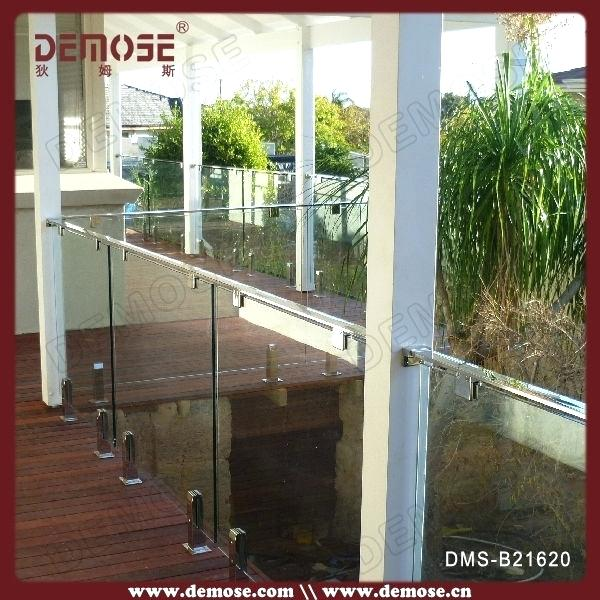 Plexiglass Railing Guard Safety Railing For Buy Balcony Railings