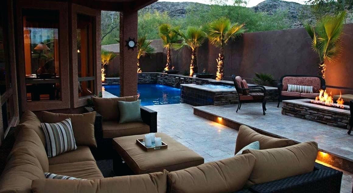 Pool Landscaping Ideas Arizona Case