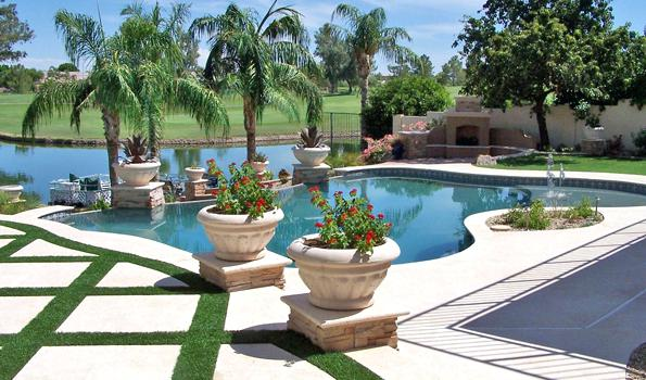 pool landscaping ideas arizona great pool landscape ideas on designing home inspiration with pool landscape ideas