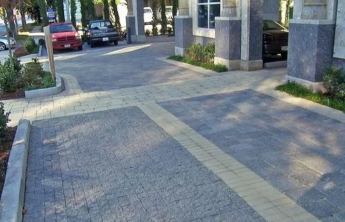 System Pavers Union City City Sidewalk Concrete Systems