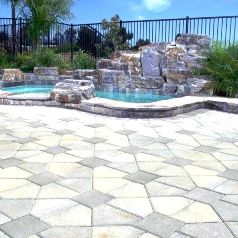 System Pavers Union City Selected Photos From System