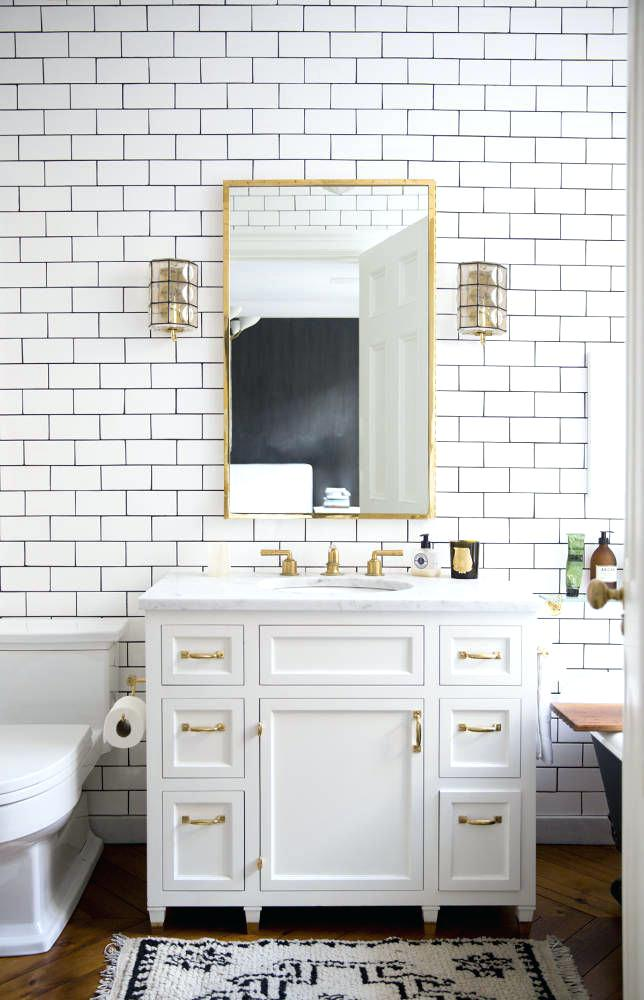 White Subway Tile Bathroom Full Size Of Bathroom Subway Tile Dark Grout Bathroom White Subway Tile Charcoal